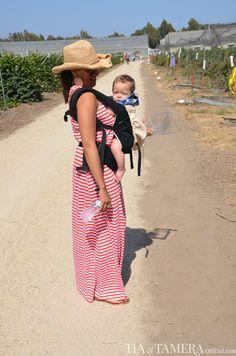 Sister Snapshots: Blueberry Picking Trip