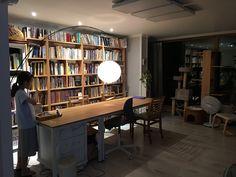 Apartment Interior, Condominium, Home And Living, Corner Desk, Dining Room, Interiors, Interior Design, Architecture, Bedroom