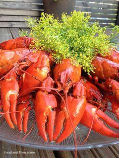 Crayfish / Rapuja Finnish Cuisine, Archipelago, Food Photo, Tart, Summertime, Lemon, Autumn, Sea, Photos