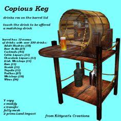 Copious Keg box