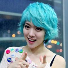 Cool Brown Eyed Girls Sehun And Brown On Pinterest Short Hairstyles Gunalazisus