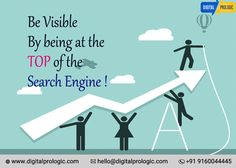 Be on Top position in Google Search to increase ROI. Digital Prologic helps you being Top. https://goo.gl/GYsVqu Contact: 7799933003 #DigitalMarketingServices #SEO