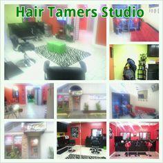 Hair Tamers Studio #hair salon dreadlock shop eye lash #Extension lounge