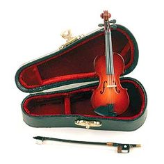 little violin.