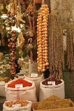 Spice shop, Bzurya