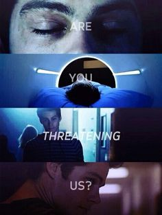 Are You Threatening Us?