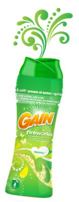 FACEBOOK FREEBIE $$ FREE Sample of Gain Fireworks In-Wash Scent Booster – LIVE NOW!