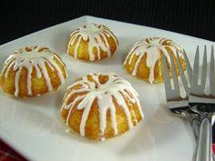 Eat Cake For Dinner: Mini Bundt Cakes