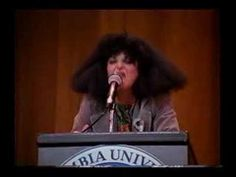 Commencement -- Columbia School of Journalism  ---------------Roseanne Roseannadanna grossing out grads at the Columbia School of Journalism.