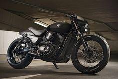 Harley-Davidson Street 750 custom by H-D Innsbruck
