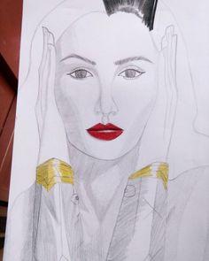 Wonder woman by Vanessa Keng