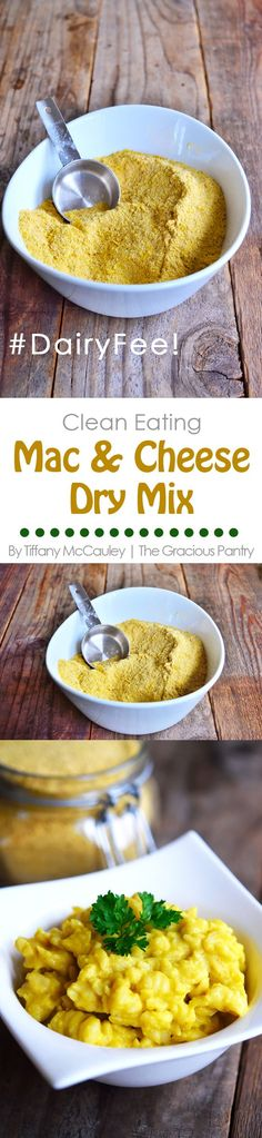 Clean Eating Recipes | Macaroni And Cheese Recipe | Mac And Cheese | Dry Mix | Dinner Recipes | Pasta Recipes