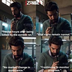 "#iZombie 1x09 ""Patriot Games"" - Ravi"