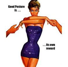 How to Improve Posture.