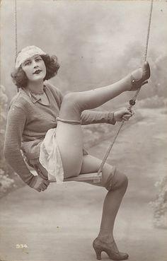 Flapper 1920's