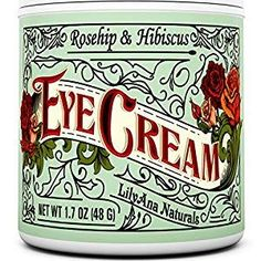 Face Cream Moisturizer OZ) Natural Anti Aging Skin Care - Wonderful facial cream great for all skin types. Non-greasy and doesn't clog pores. I love this stuff! Natural Eye Cream, Anti Aging Eye Cream, Best Eye Cream, Anti Aging Tips, Anti Aging Skin Care, Natural Skin Care, Natural Beauty, Natural Face, Organic Beauty