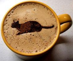 Risultati immagini per coffee art