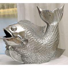 Kindwer Decorative Fish Statue