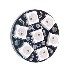 Active Components Diodes Logical Ws2812b 4*4 16-bit Full Color 5050 Rgb Led Lamp Panel Light For Arduino Wholesale To Suit The PeopleS Convenience