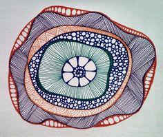 Blob Shape by BekaRose Arts