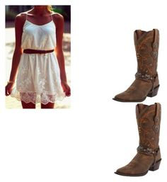 Designer Clothes, Shoes & Bags for Women Cowboy Boots, Summer Outfits, Shoe Bag, Polyvore, Stuff To Buy, Shopping, Collection, Shoes, Design