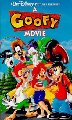 A Goofy Movie one of my all time favorite movies since I was a kid, probably seen it like a million times! Lol