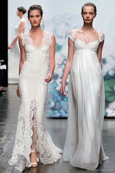 Monique Lhuillier Wedding Dresses Fall 2012 | Wedding Inspirasi