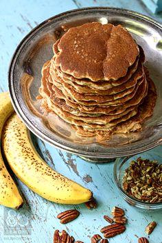 Quick, easy, simple vegan pancake recipe!