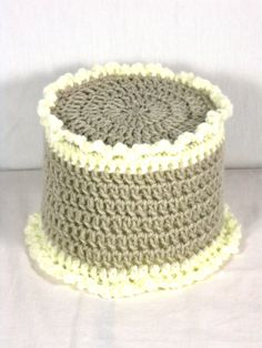 Bathroom Tissue Cover Toilet Paper Cover by DebsHandmadeBoutique, $12.00