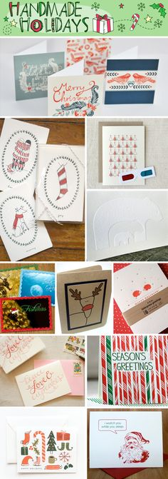 Christmas and Holiday card ideas