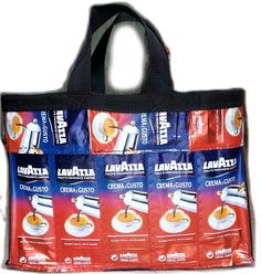 Selbstgemachtes und Kreatives: Upcycling aus Espressoverpackung