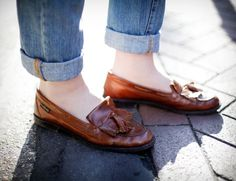 Russell & Bromley loafers