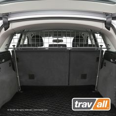 Travall Dog Guard For Vw Passat Estate  Onwards With Sunroof This Wire Mesh Dog Guard Is Designed To Keep Your Dog Securely In The Boot