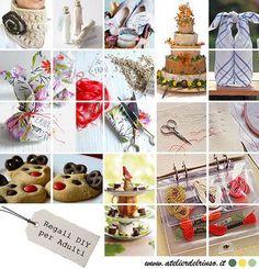 Consiglio 25 (Natale!) per un Business Creativo: REGALI CREATIVI FAI-DA-TE e SODDISFAZIONI CREATIVE