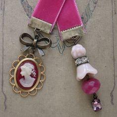 Stunning Ribbon Bookmarks