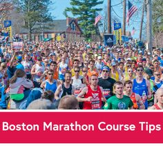 Your Guide to Running the Boston Marathon Like a Pro