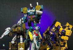 #Transformers #combinerwars #combaticons