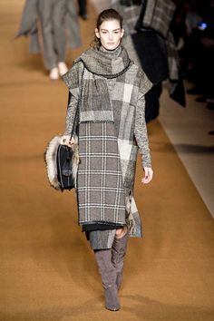 LAYERING.  Etro Fall 2014 Ready-to-Wear Runway - Etro Ready-to-Wear Collection