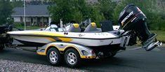 Ranger Bass Boats   2006 Ranger Z21 Bass Boat