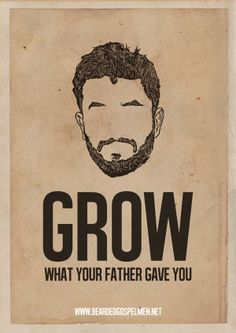 funny quotes - These fantastic posters by 'BeardedGospelMen' use funny quotes to promote and encourage beard growth. Beard humor never gets old and th. Real Men Quotes, Funny Quotes, Man Quotes, Random Quotes, Moustaches, Beard Quotes, Beard Humor, Beard Love, Man Beard