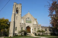 6 Historic Churches with Beautiful Architecture in Ypsilanti Abandoned Churches, Old Churches, Beautiful Architecture, Beautiful Buildings, August 28, Historical Architecture, God Is Good, Historic Homes, The Expanse
