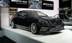 2015 Mercedes Benz S65 AMG