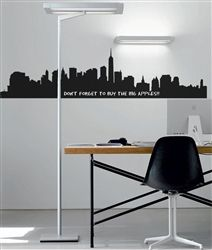 Instant Chalkboard covers