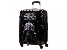 Kabinové zavazadlo s ikonickým potiskem Hvězdných válek