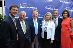 Don Mattingly, @TommyLasorda, Vin & Sandra Scully, and Joe & Ali Torre…