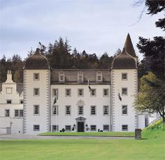 Barony Castle - The Best Scottish Wedding Venues