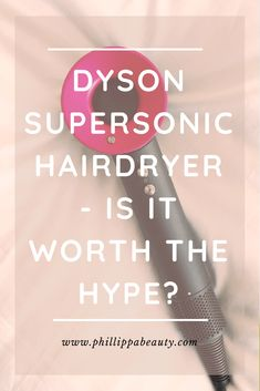 Dyson Supersonic Hair Dryer Review * Beauty by Phillippa - An honest review on the revolutionary Dyson Supersonic hairdryer. It claims to cut drying time and give healthier, smoother hair - but does it deliver? #hair #summerhair #hairstyles #festivalhair Easy Summer Hairstyles, Modern Hairstyles, Bride Hairstyles, Cool Hairstyles, Dyson Supersonic Hairdryer, Hair Dryer Reviews, Biolage Hair, Festival Hair, Tips & Tricks