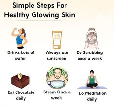 how to get glowing skin: just use these diy face masks and tips to get glowing skin naturally at home. Remedies told in this post are very effevtive Clear Skin Face, Clear Skin Tips, Whitening Skin Care, Beauty Tips For Glowing Skin, Beauty Skin, Skin Care Remedies, Herbal Remedies, Hair Remedies, Before And After Weightloss