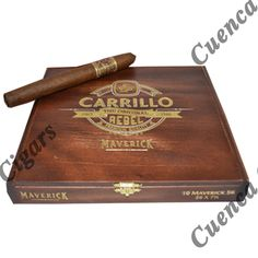 Shop Now E.P Carrillo Dimension Series Original Rebel Maverick 52 Cigars - Maduro Box of 10 | Cuenca Cigars  Sales Price:  $81.99