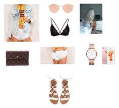 """""""Festival #2"""" by allgoodbabybaby on Polyvore featuring Billabong, Marc by Marc Jacobs, Ray-Ban and Louis Vuitton"""